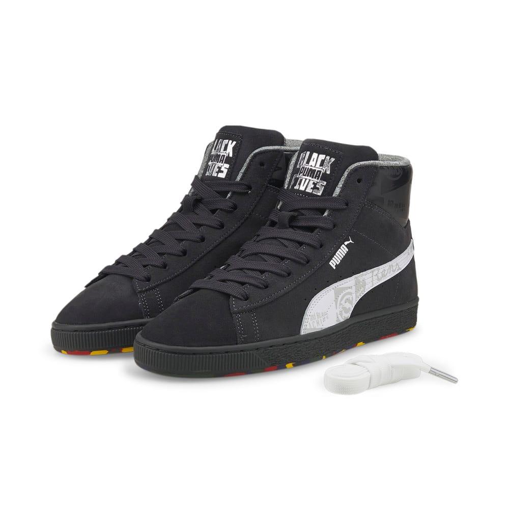 Görüntü Puma PUMA x BLACK FIVES Suede Erkek Ayakkabı #2