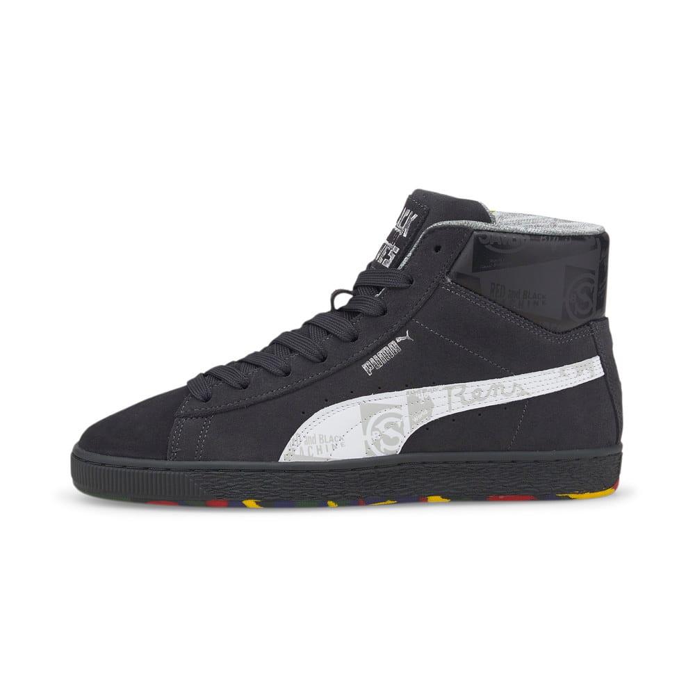 Görüntü Puma PUMA x BLACK FIVES Suede Erkek Ayakkabı #1