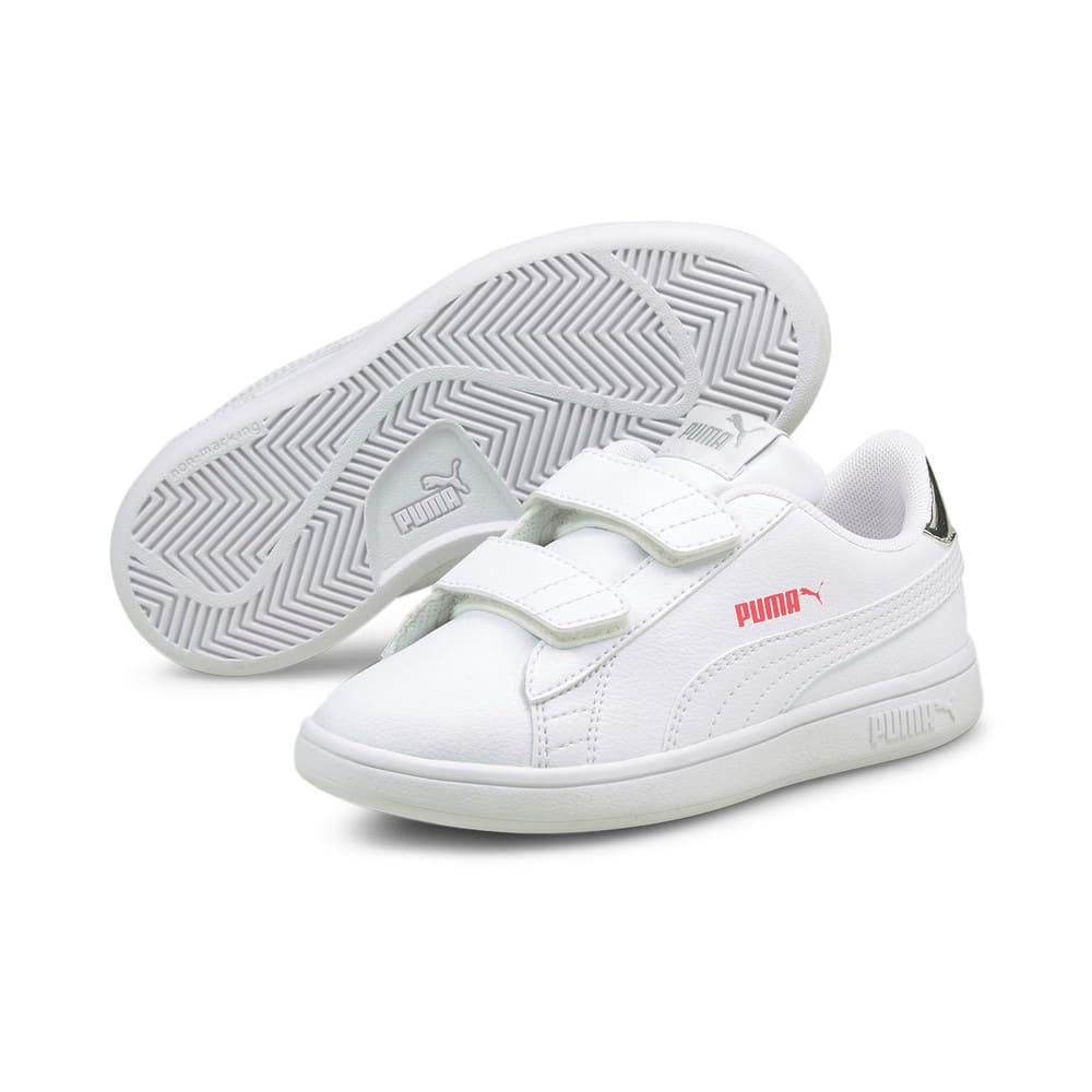 Görüntü Puma Smash v2 SL Metalik Çocuk Ayakkabısı #2