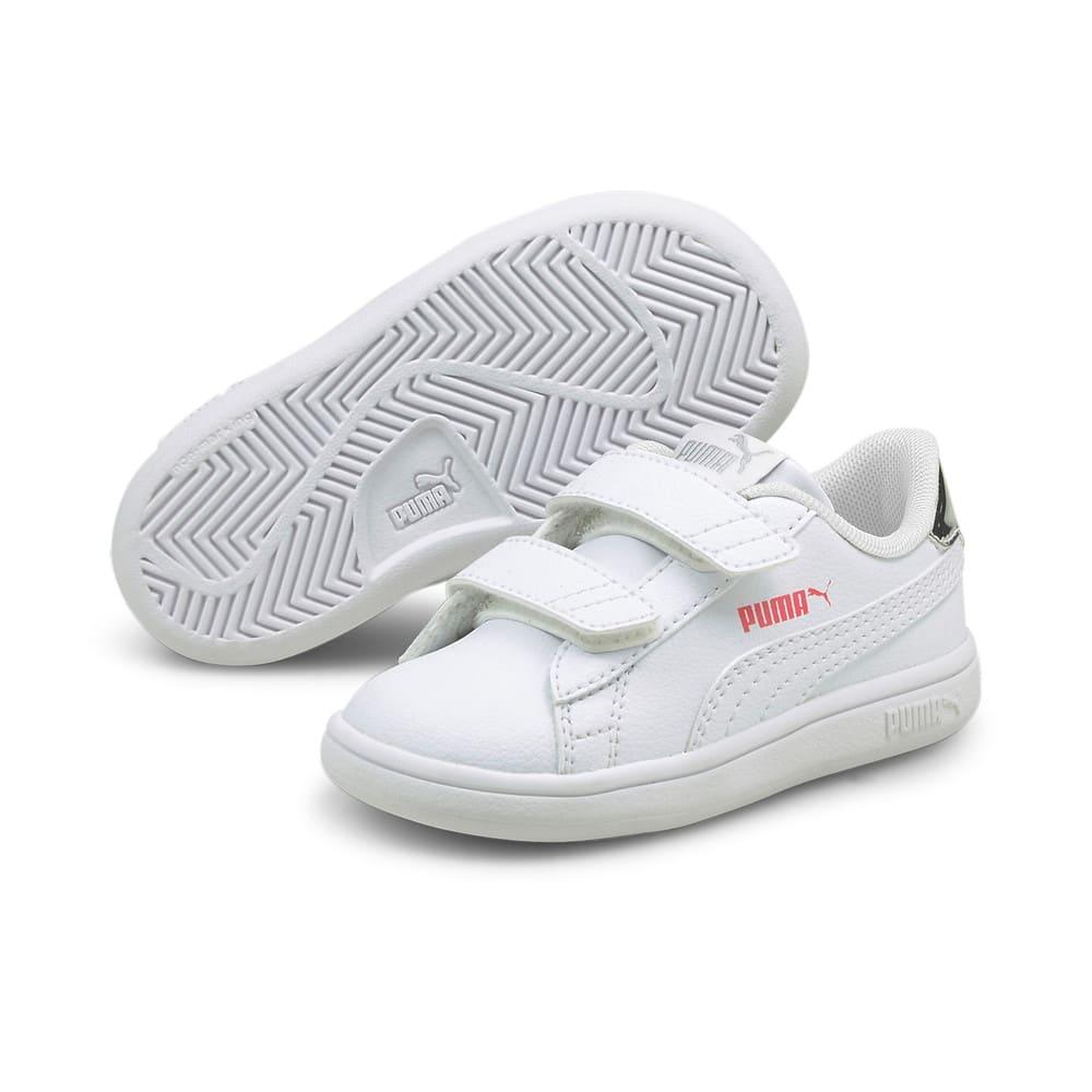 Görüntü Puma Smash v2 SL Metalik Bebek Ayakkabısı #2