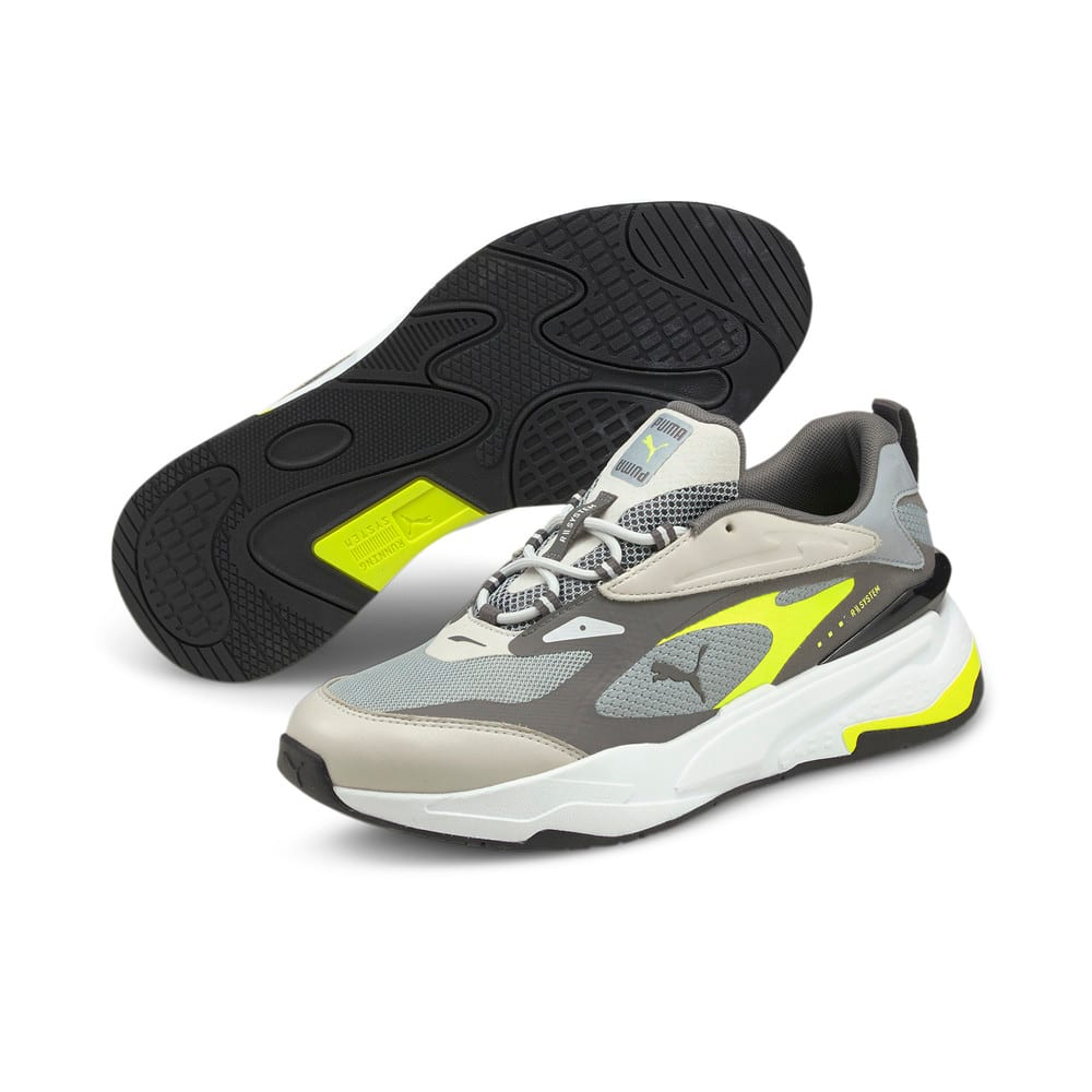 Image Puma RS-Fast Neon Trainers #2