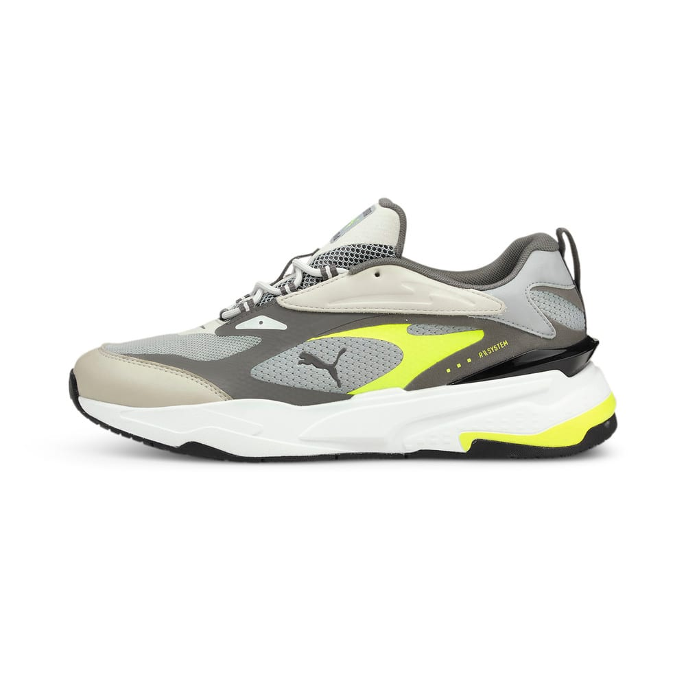 Image Puma RS-Fast Neon Trainers #1
