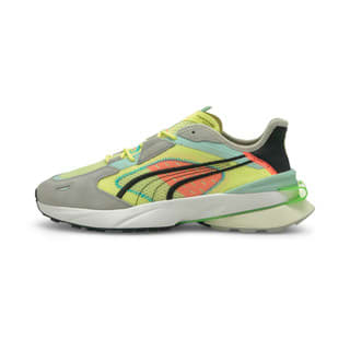 Image Puma PWRFRAME OP-1 Abstract Trainers