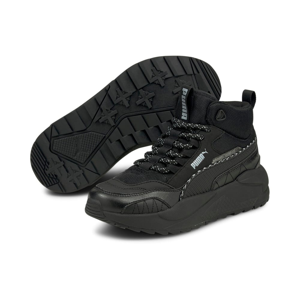 Görüntü Puma X-Ray 2 Square Orta Boy Bilekli Kışlık Ayakkabı JR #2