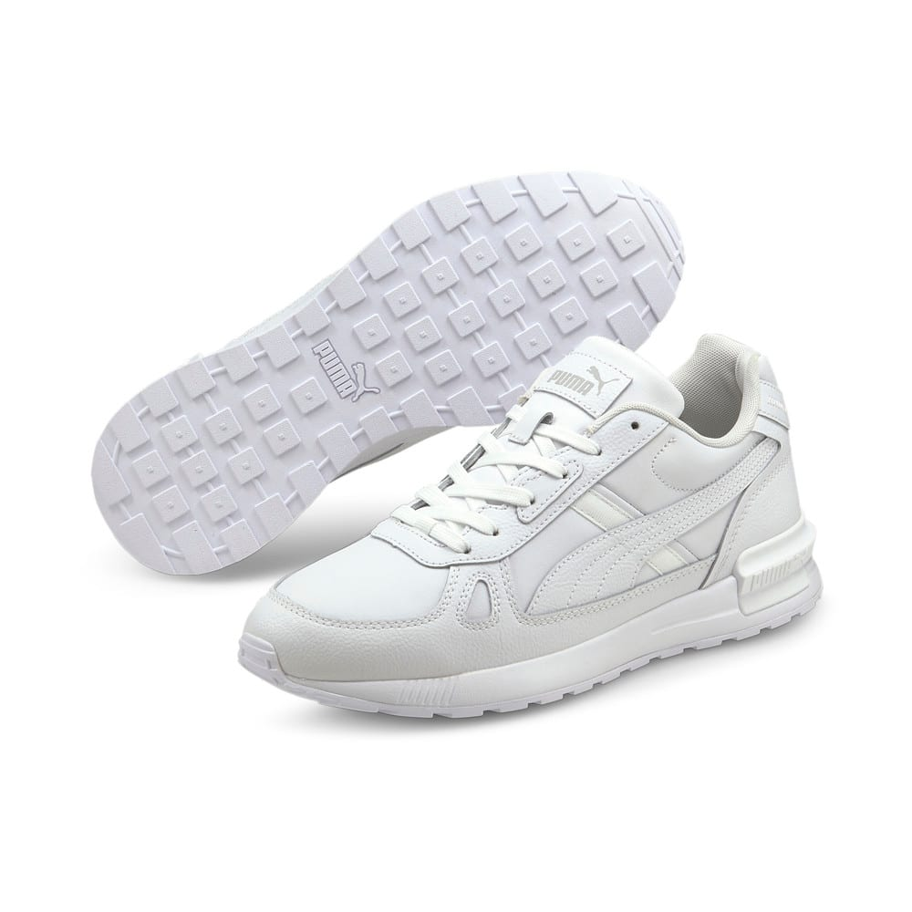 Зображення Puma Кросівки Graviton Pro L Trainers #2: Puma White-Puma White-Gray Violet