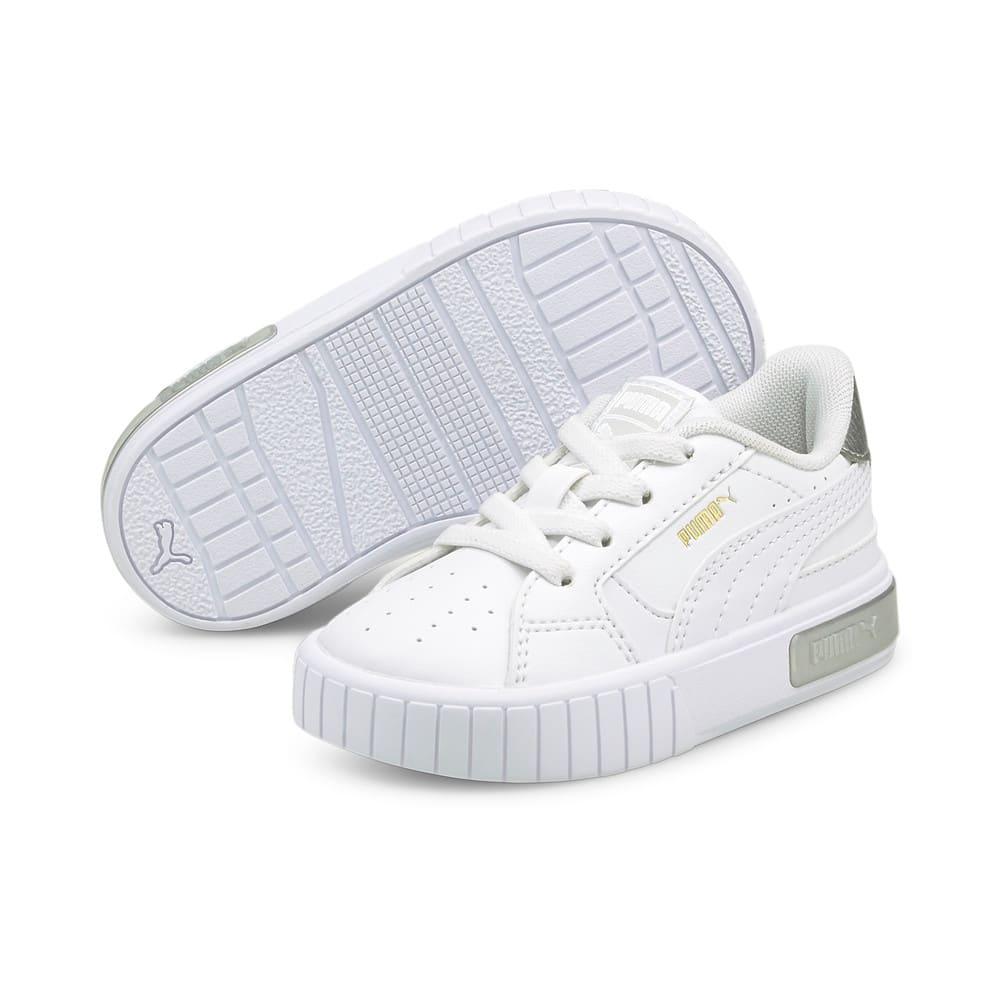 Imagen PUMA Zapatillas para bebés Cali Star Metallic #2