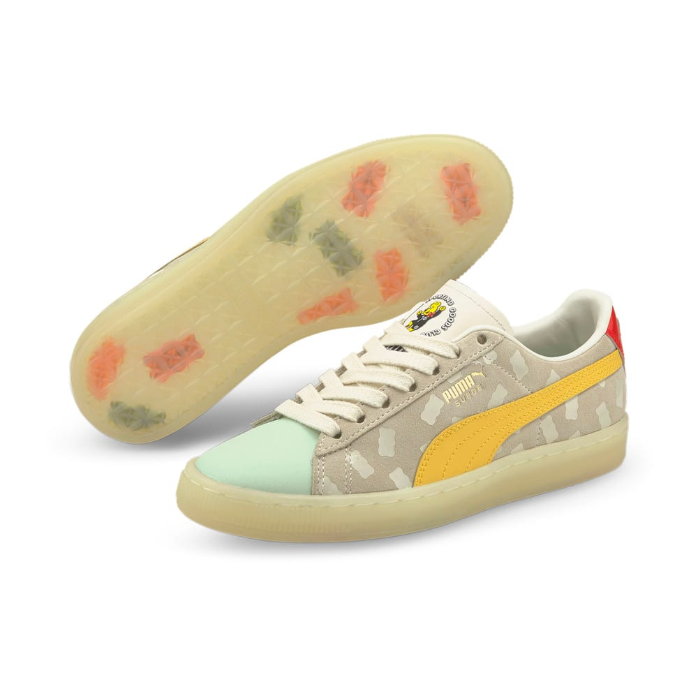 Görüntü Puma PUMA x HARIBO Suede Ayakkabı JR #2
