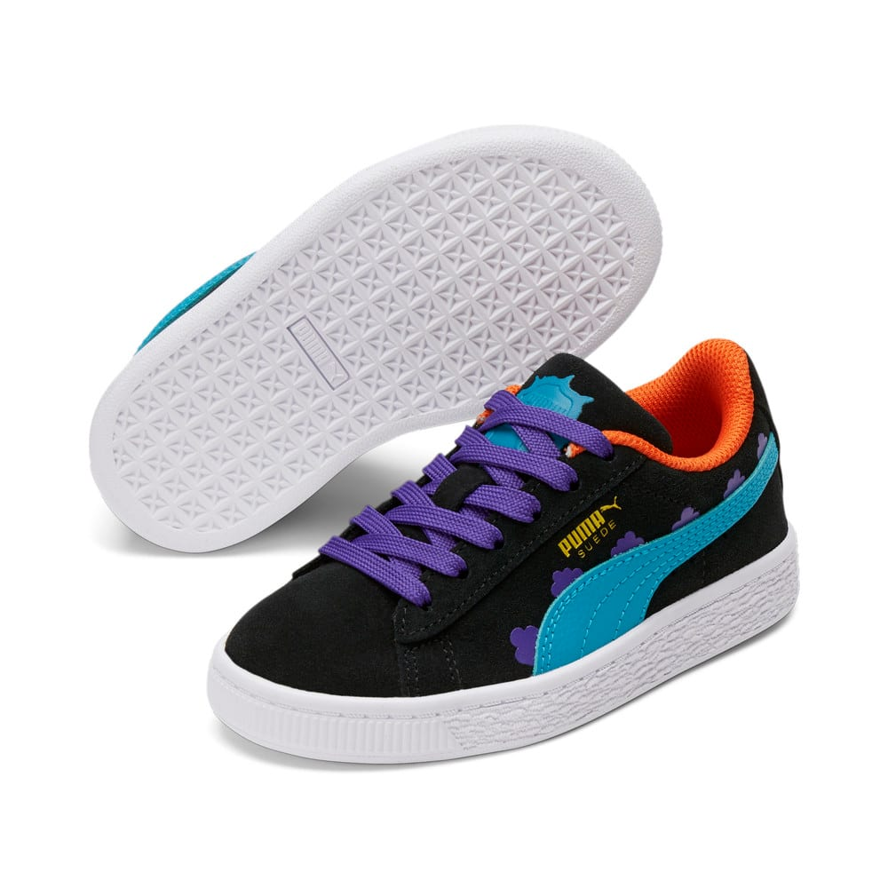 Image Puma Suede Rugrats Kids' Trainers #2