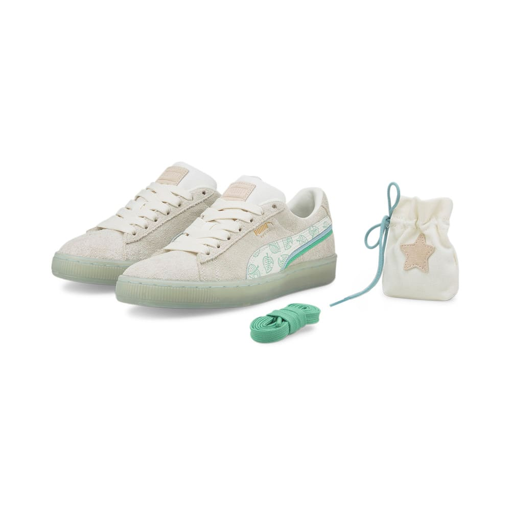 Image Puma PUMA x Animal Crossing™: New Horizons Suede Youth Trainers #2
