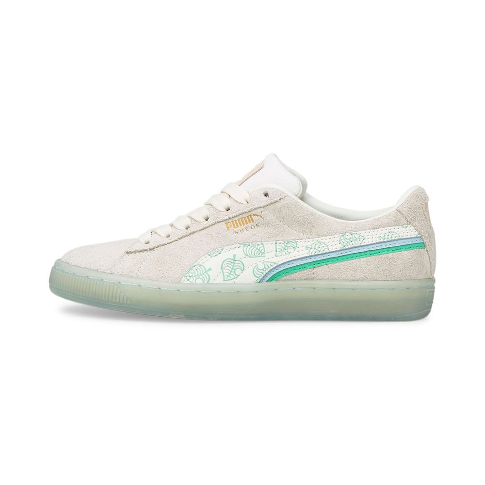 Image Puma PUMA x Animal Crossing™: New Horizons Suede Youth Trainers #1