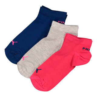 Image Puma Women's Trainer Socks Three Pack