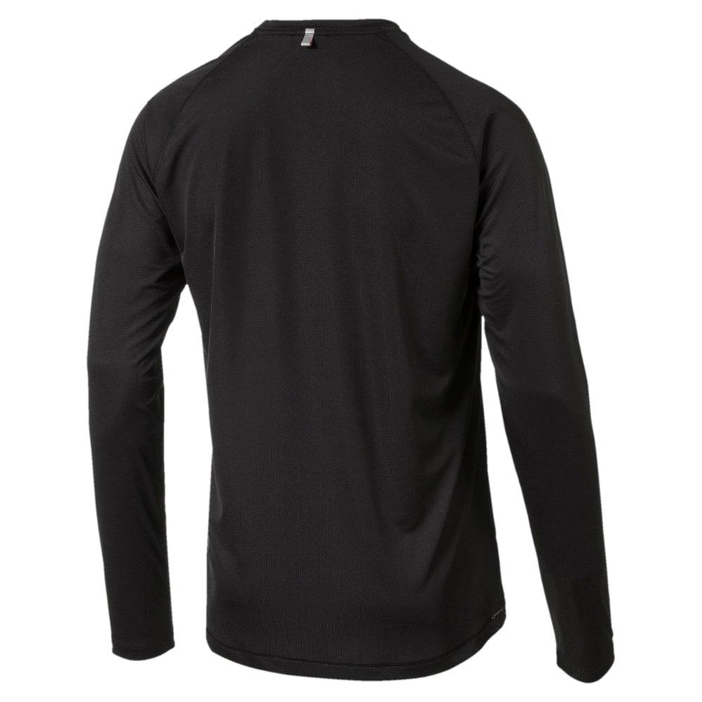 Görüntü Puma RUNNING Uzun Kollu Erkek T-Shirt #2