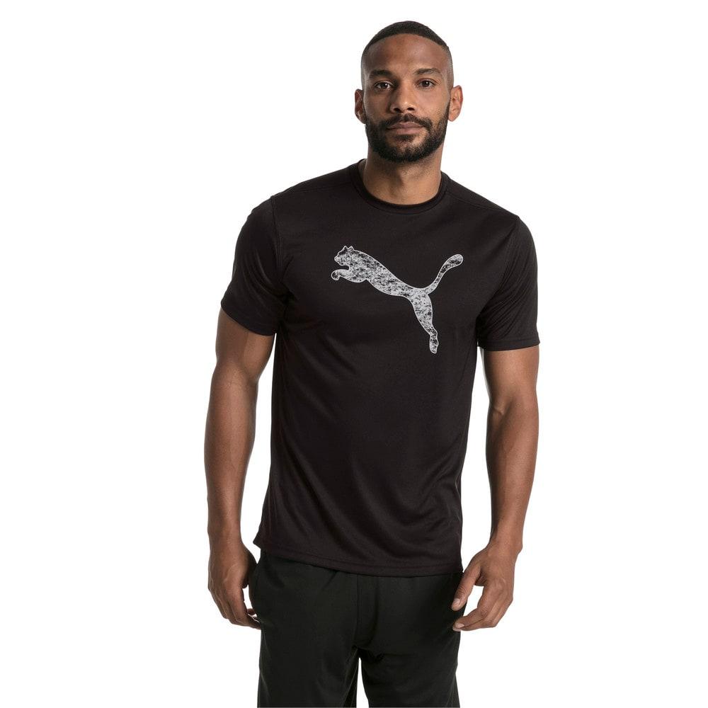 Görüntü Puma TRAINING ESSENTIAL Cat Erkek T-Shirt #2
