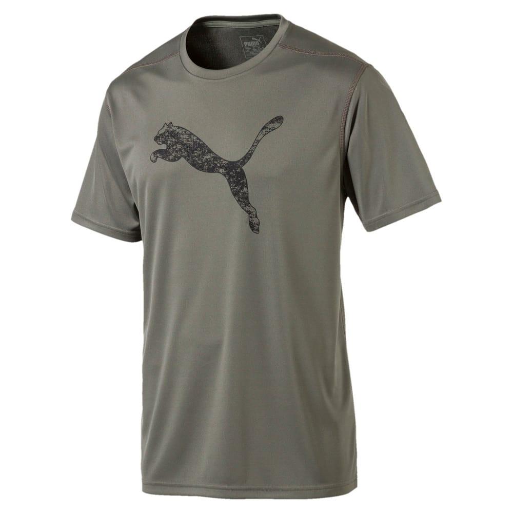 Görüntü Puma TRAINING ESSENTIAL Cat Erkek T-Shirt #1