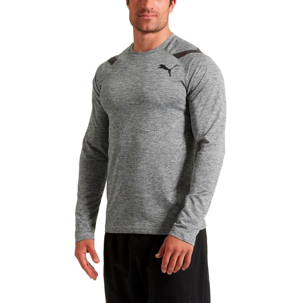 Görüntü Puma ACTIVE TRAINING Bonded Tech Uzun Kollu Erkek T-shirt #2