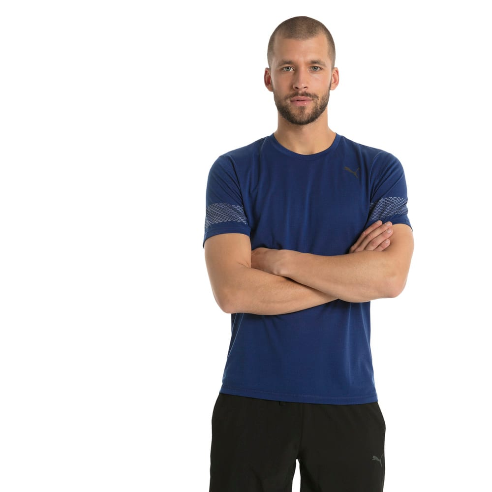 Görüntü Puma RUNNING NIGHTCAT Erkek T-Shirt #2