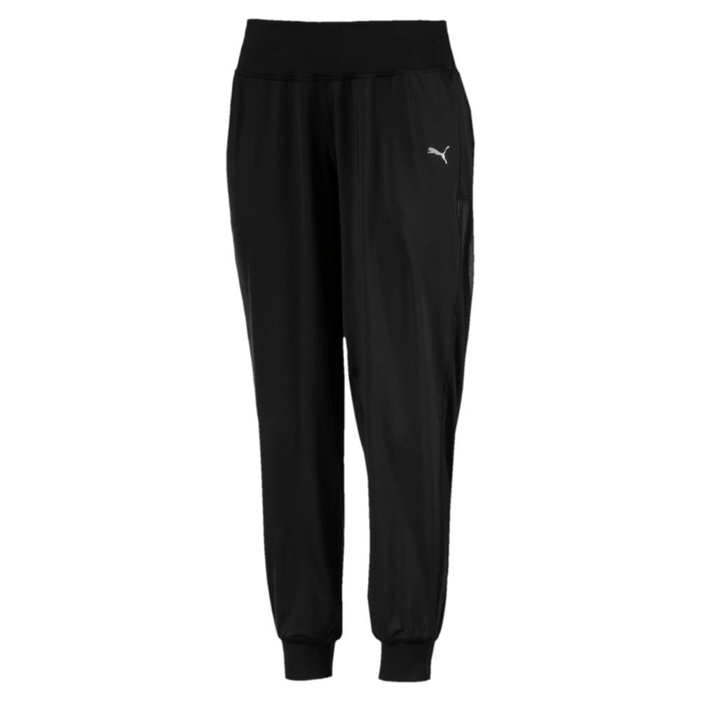 Imagen PUMA Pantalones deportivos semiajustados Explosive #1