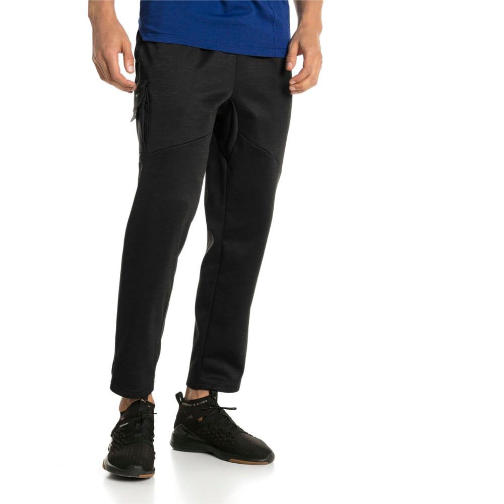Imagen PUMA Pantalones de ejercicio BND Tech Trackster para hombre #1