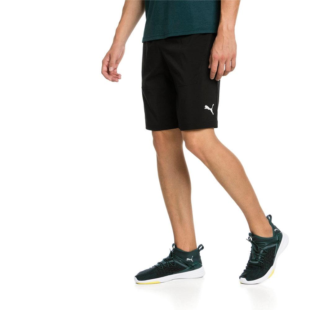 Imagen PUMA Shorts de running de malla tejida de 23 cm Energy para hombre #1