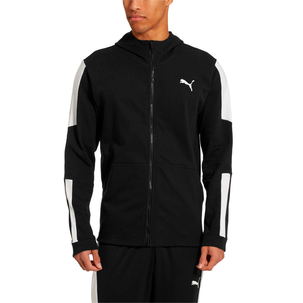 Зображення Puma Толстовка Energy Sweat Blaster Jacket #1