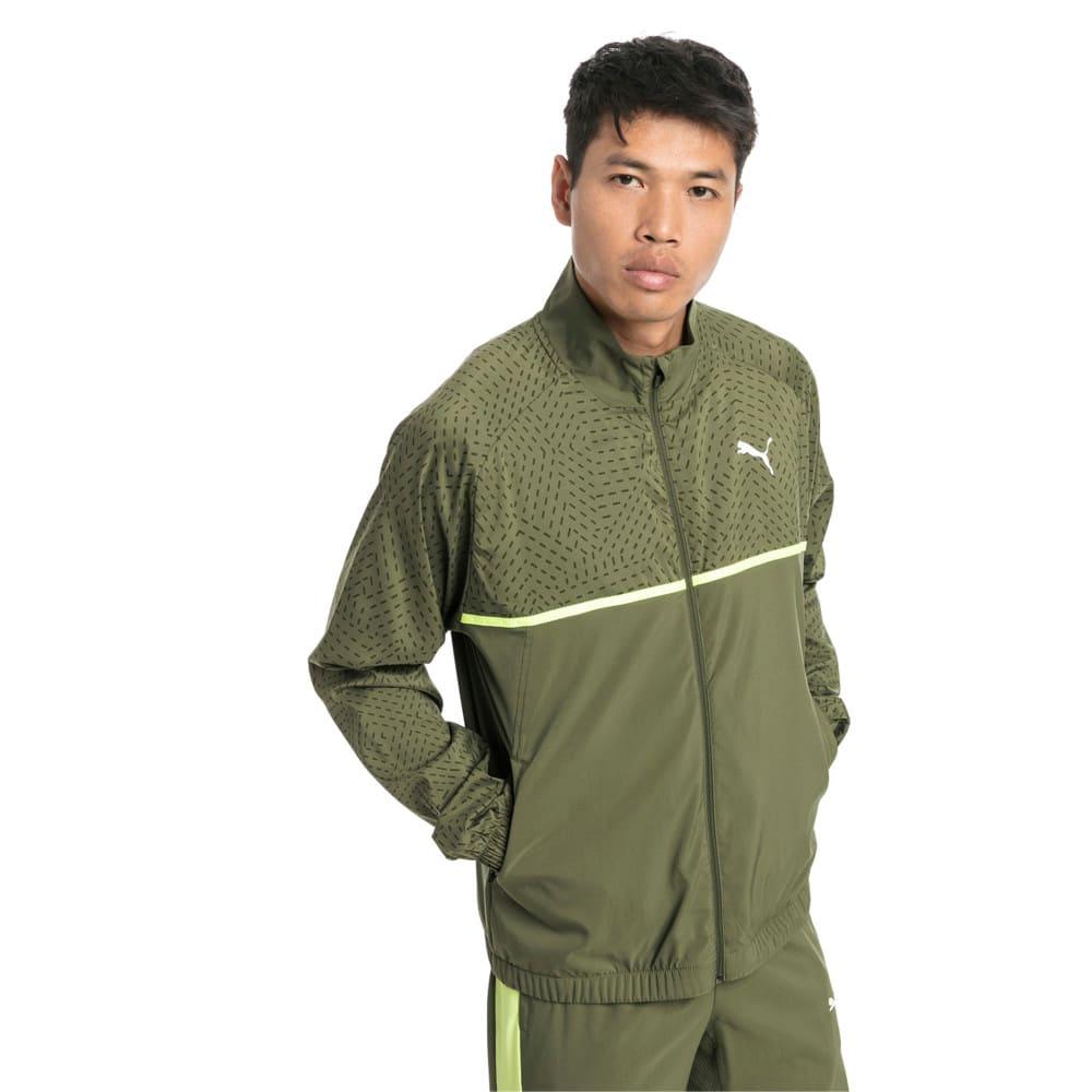 Изображение Puma Олимпийка Energy Woven Jacket #1