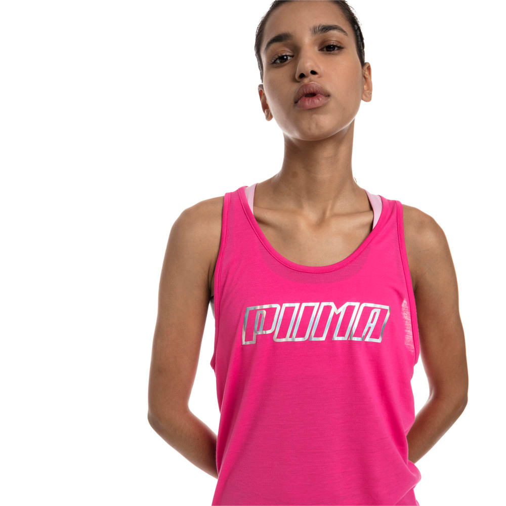 Imagen PUMA Top Own It para mujer #1