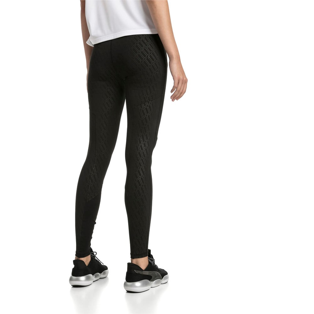Imagen PUMA Calzas de entrenamiento Bold Graphic para mujer #2