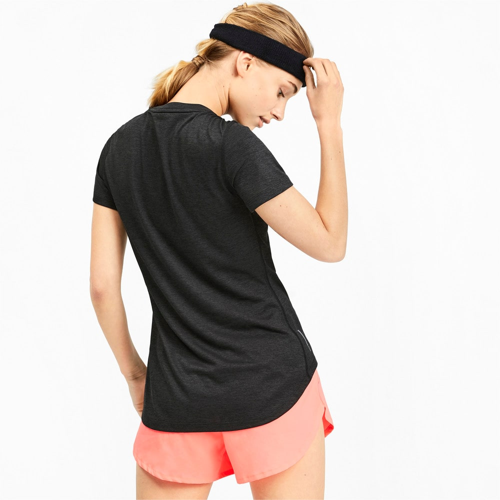 Изображение Puma Футболка Ignite Heather SS Tee #2