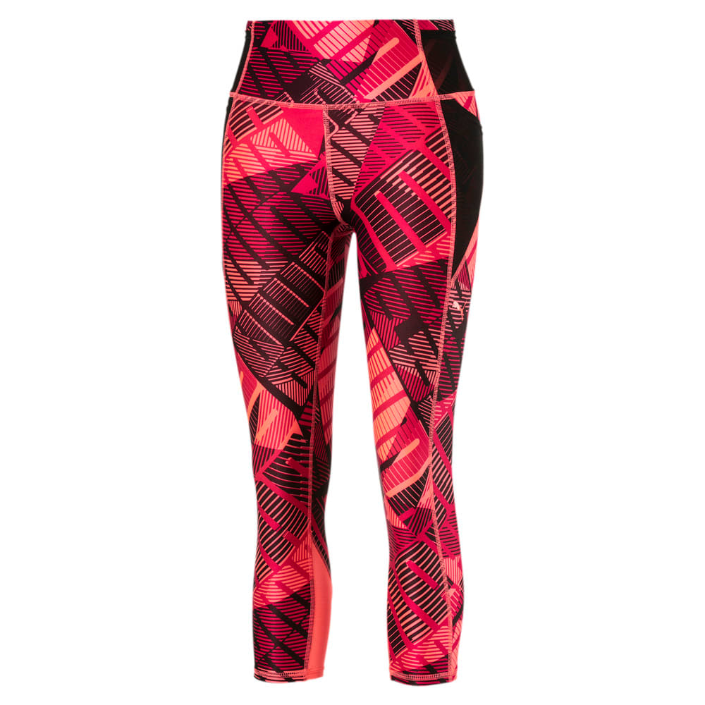 Image Puma Be Bold All-Over Print 3/4 Women's Training Tights #1