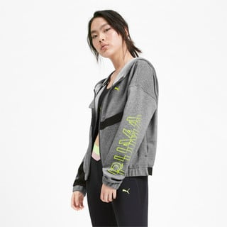 Изображение Puma Олимпийка HIT Feel It Sweat Jacket