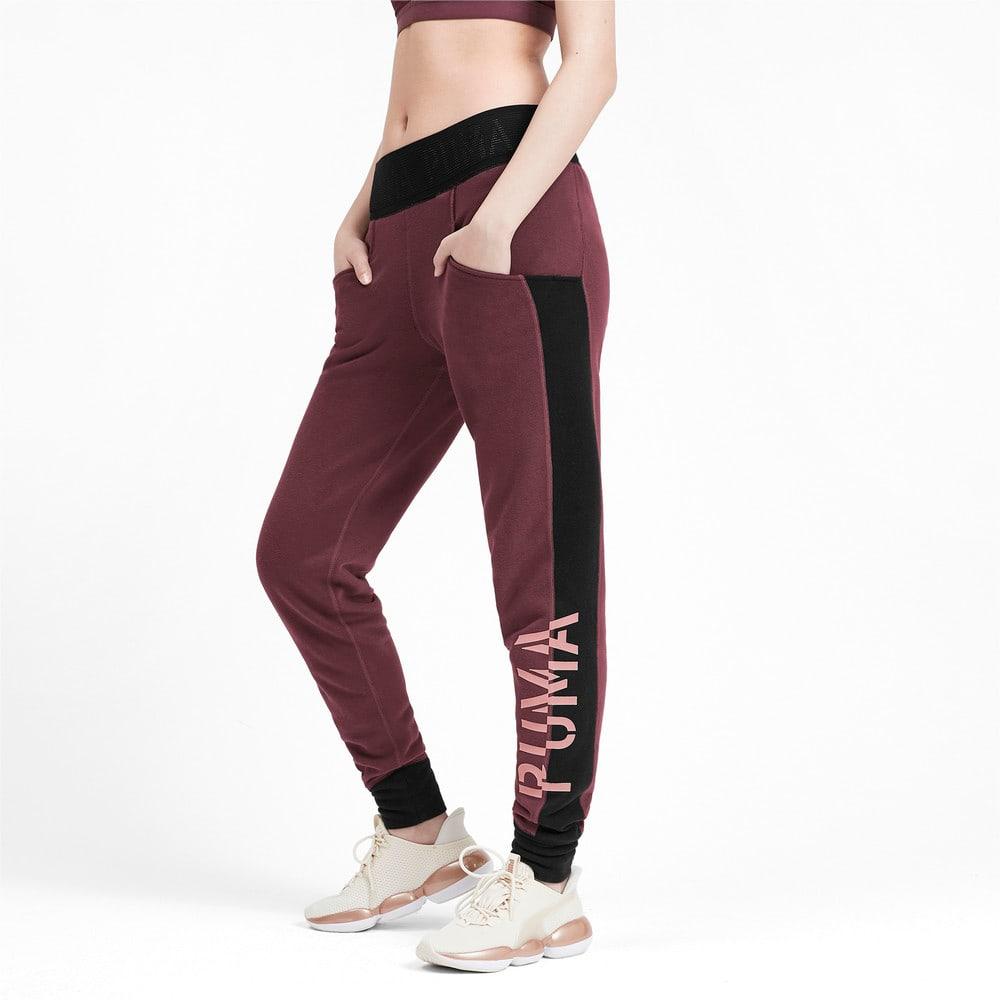 Зображення Puma Штани Logo Sweat Pant #1