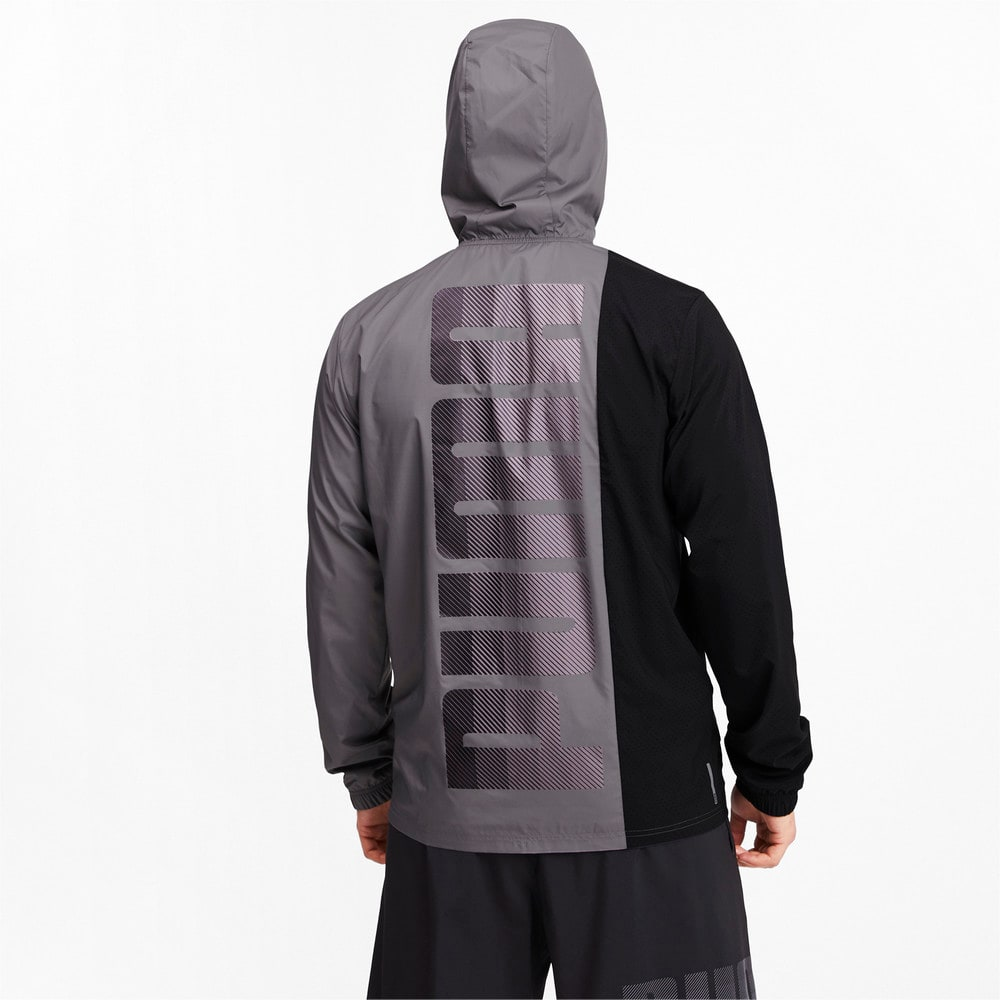 Image Puma Collective Woven Hooded Men's Training Jacket #2
