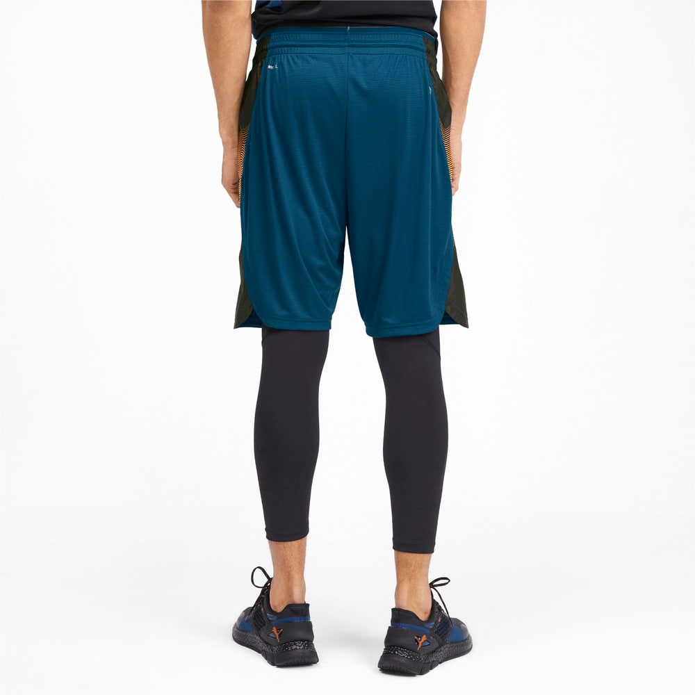 Image Puma Collective Men's Graphic Shorts #2