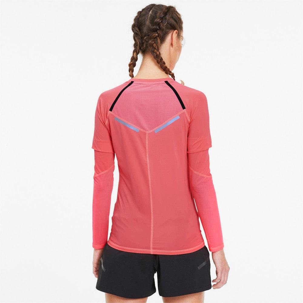 Изображение Puma Футболка Runner ID Long Sleeve #2: Ignite Pink