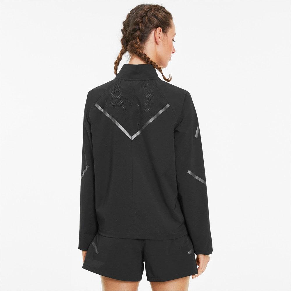 Image Puma Runner ID Woven Women's Running Jacket #2