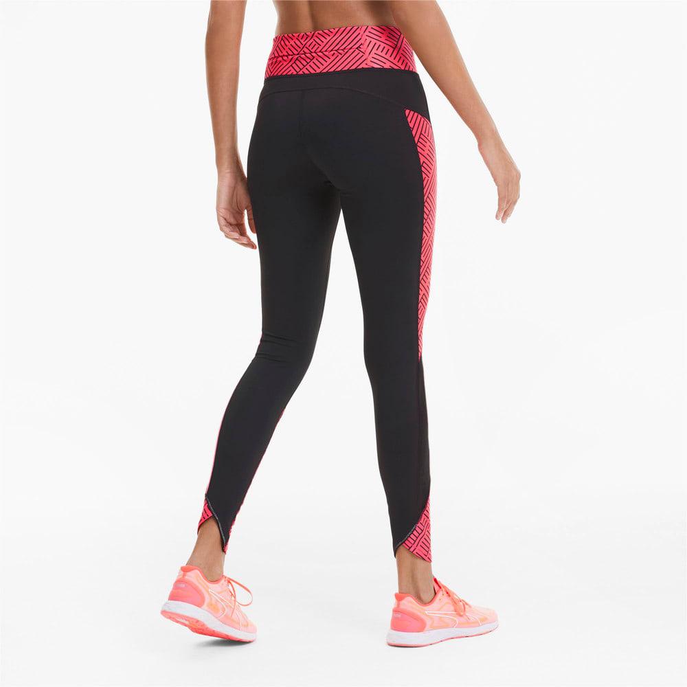 Image Puma Last Lap Graphic Long Women's Running Tights #2