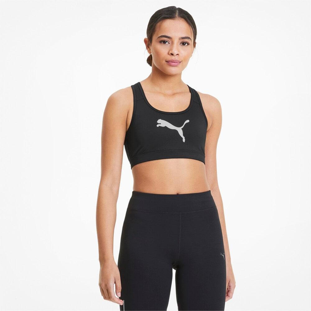 Imagen PUMA Sostén deportivo para training 4Keeps Bra PM para mujer #1
