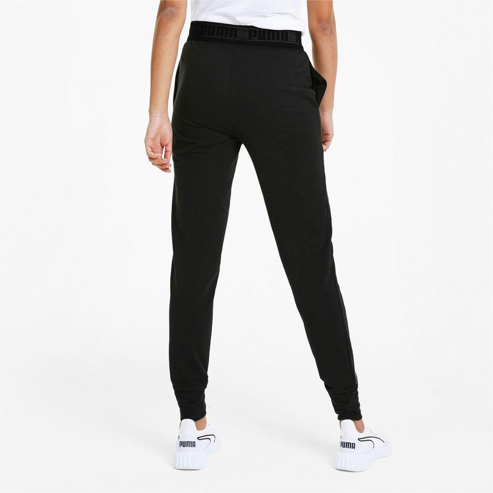Image Puma Logo Women's Training Sweatpants #2