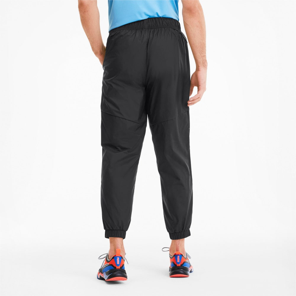 Image Puma Reactive Men's Woven Training Pants #2