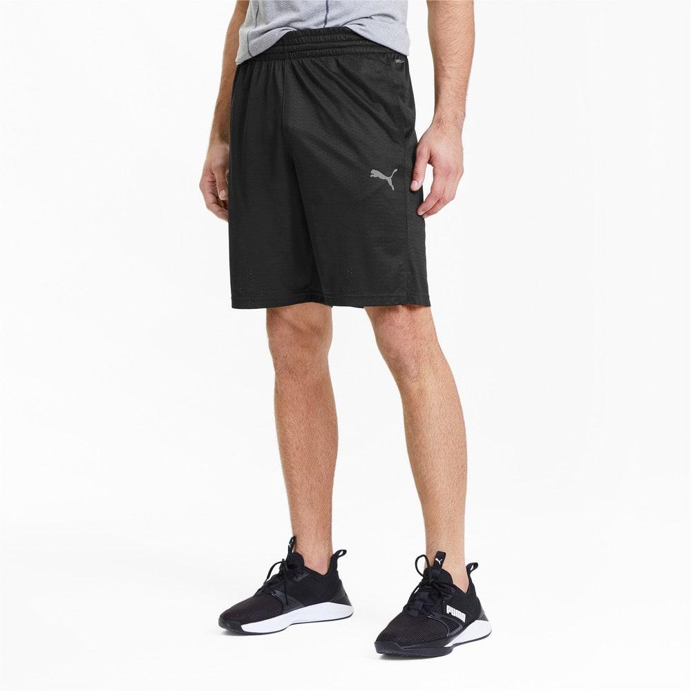 Imagen PUMA Shorts de training Reactive Knit para hombre #1