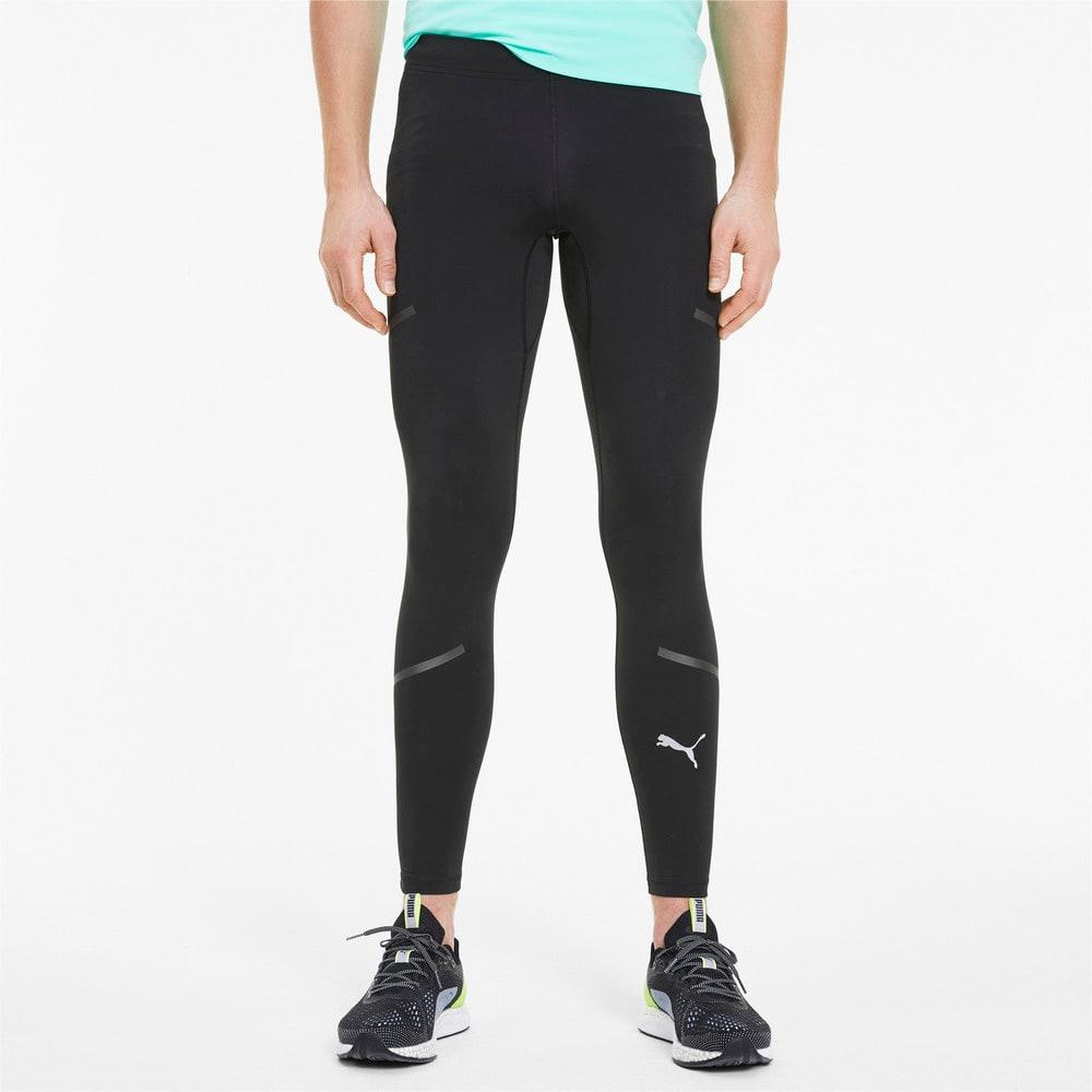 Image Puma Runner ID Long Men's Running Tights #1