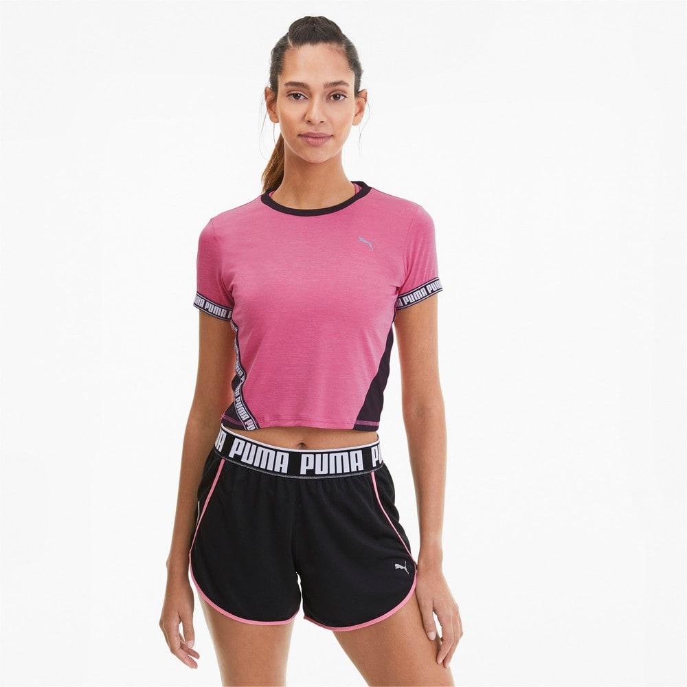 Зображення Puma Футболка Last Lap Cropped Running Women's Tee #1