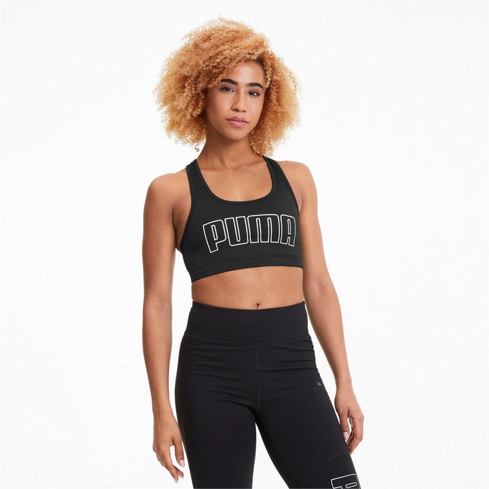 Imagen PUMA Sostén deportivo de training 4Keeps para mujer #1