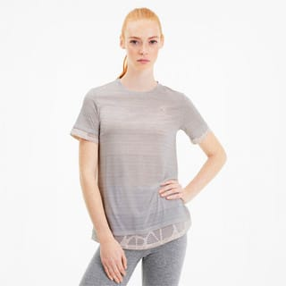 Изображение Puma Футболка Studio Mixed Lace Tee