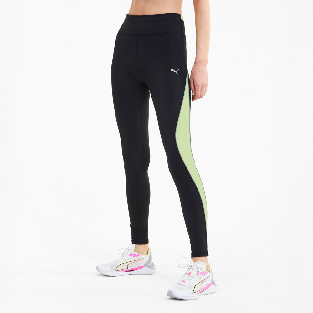 Image Puma Lite High Waist 7/8 Women's Running Leggings #1