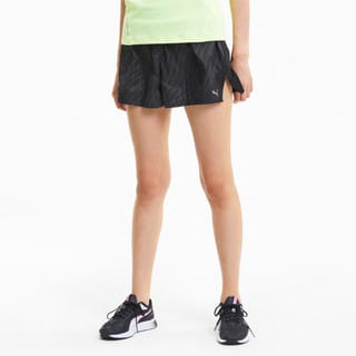 Imagen PUMA Shorts de running Graphic de 8 cm para mujer