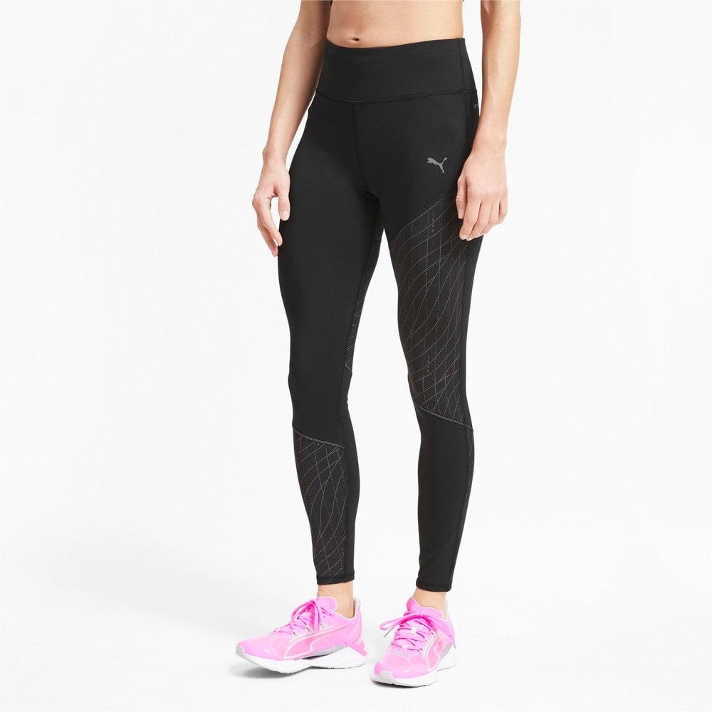Imagen PUMA Leggings de running largas con estampado gráfico para mujer #1