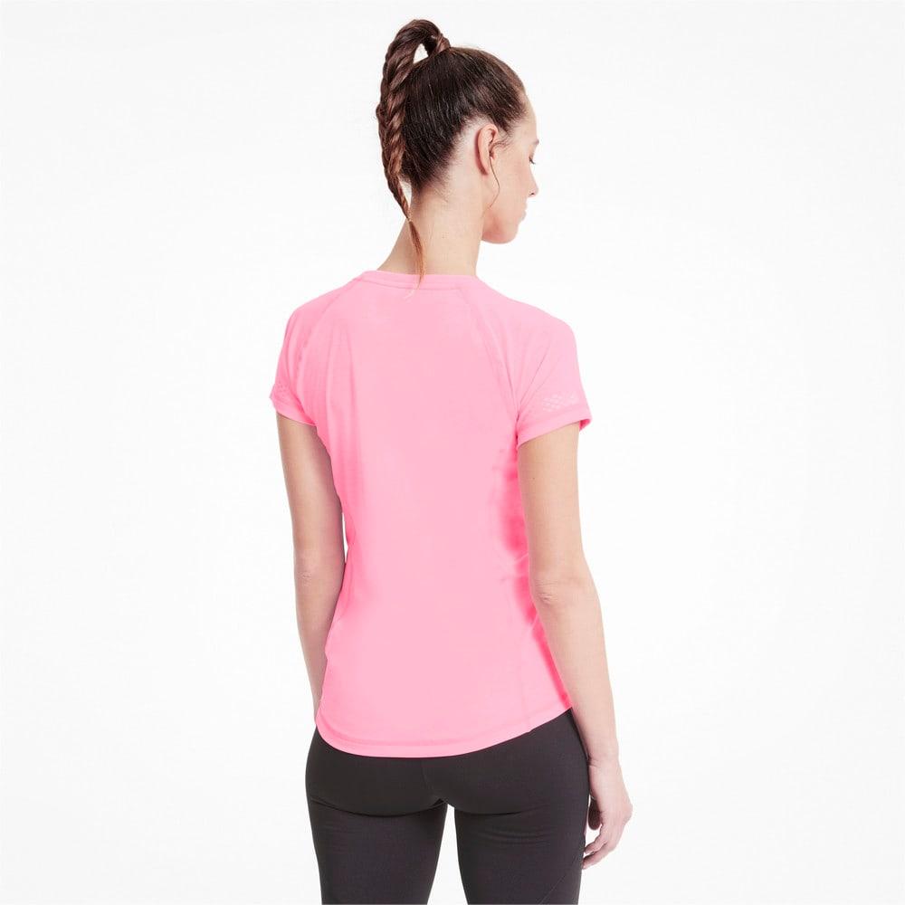 Görüntü Puma Runner ID FITTED Kısa Kollu Kadın Koşu T-shirt #2