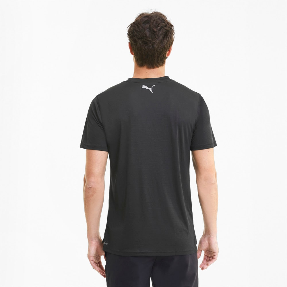 Изображение Puma Футболка Run Logo SS Tee #2