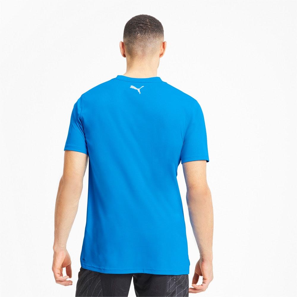 Image Puma Logo Short Sleeve Men's Running Tee #2